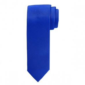 Profuomo Silk Tie - Royal Oxford