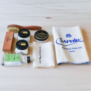 Shoe Care Set - Smooth Leather