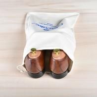 Saphir Cotton Shoe Bag