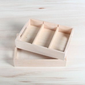 Inlay Trays by The ShoeCare-Shop