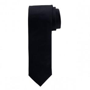 Profuomo Silk Tie - Black Oxford
