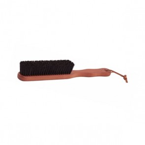 Clothes brush with handle
