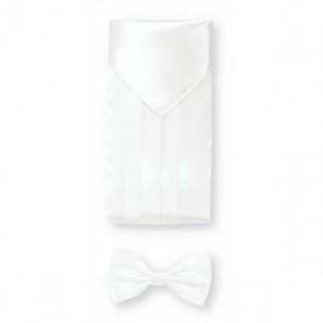 Cumberbund Set - White