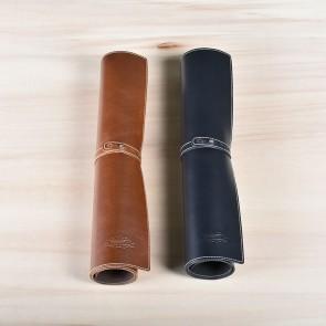 SCS Leather Shoe Shine Carpet